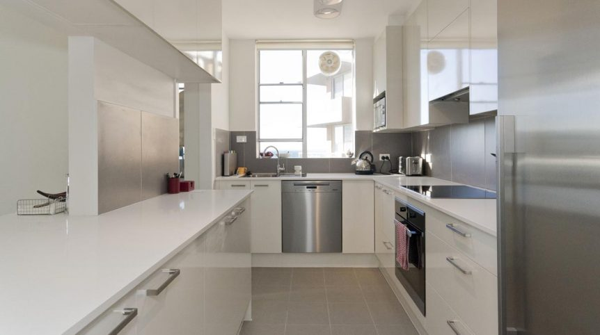 Apartment renovation Sydney kitchen renovation Dee Why Reno Pack