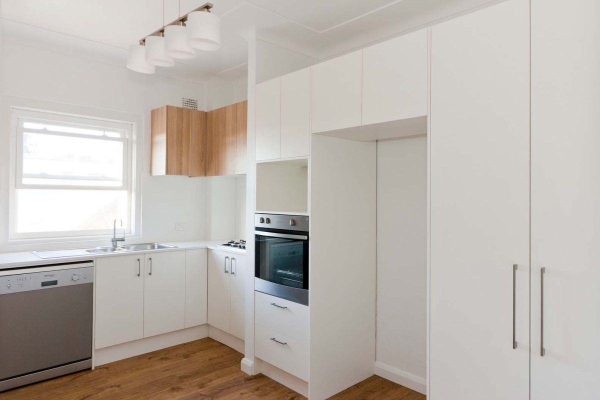 Apartment renovation Sydney, kitchen renovation Bellevue Hill, by Reno Pack
