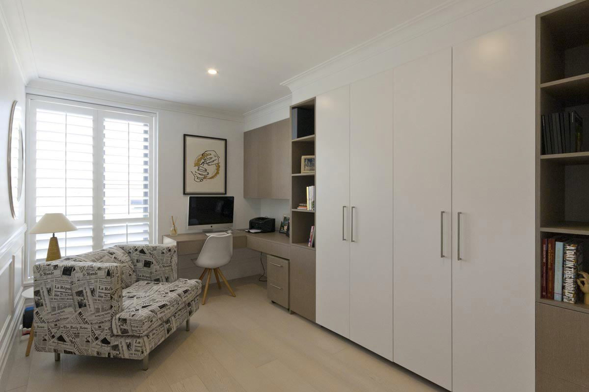 Sydney apartment renovation at Mc Mahons Point by Reno Pack