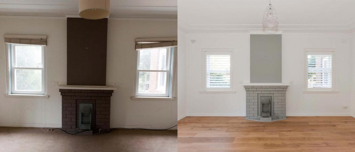 Apartment renovation Sydney, unit renovation Bellevue Hill before and after, by Reno Pack