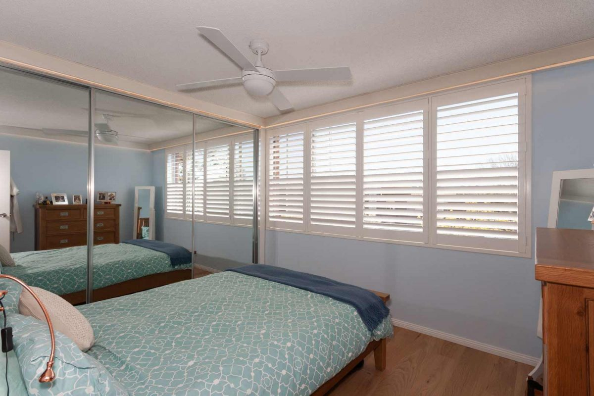 Apartment renovation Sydney unit renovation Chiswick bedroom Reno Pack