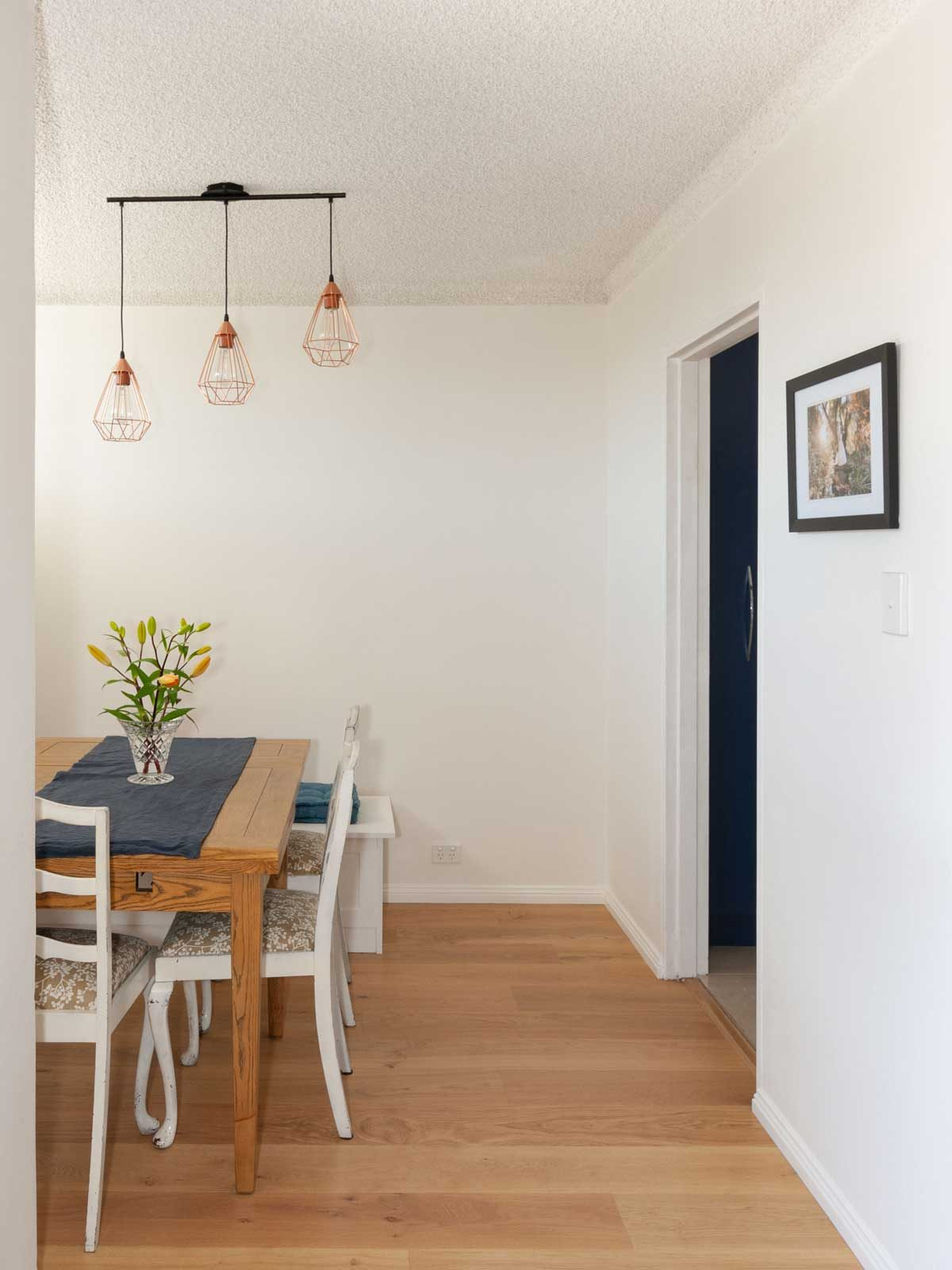 Apartment renovation Sydney unit renovation Chiswick dining Reno Pack