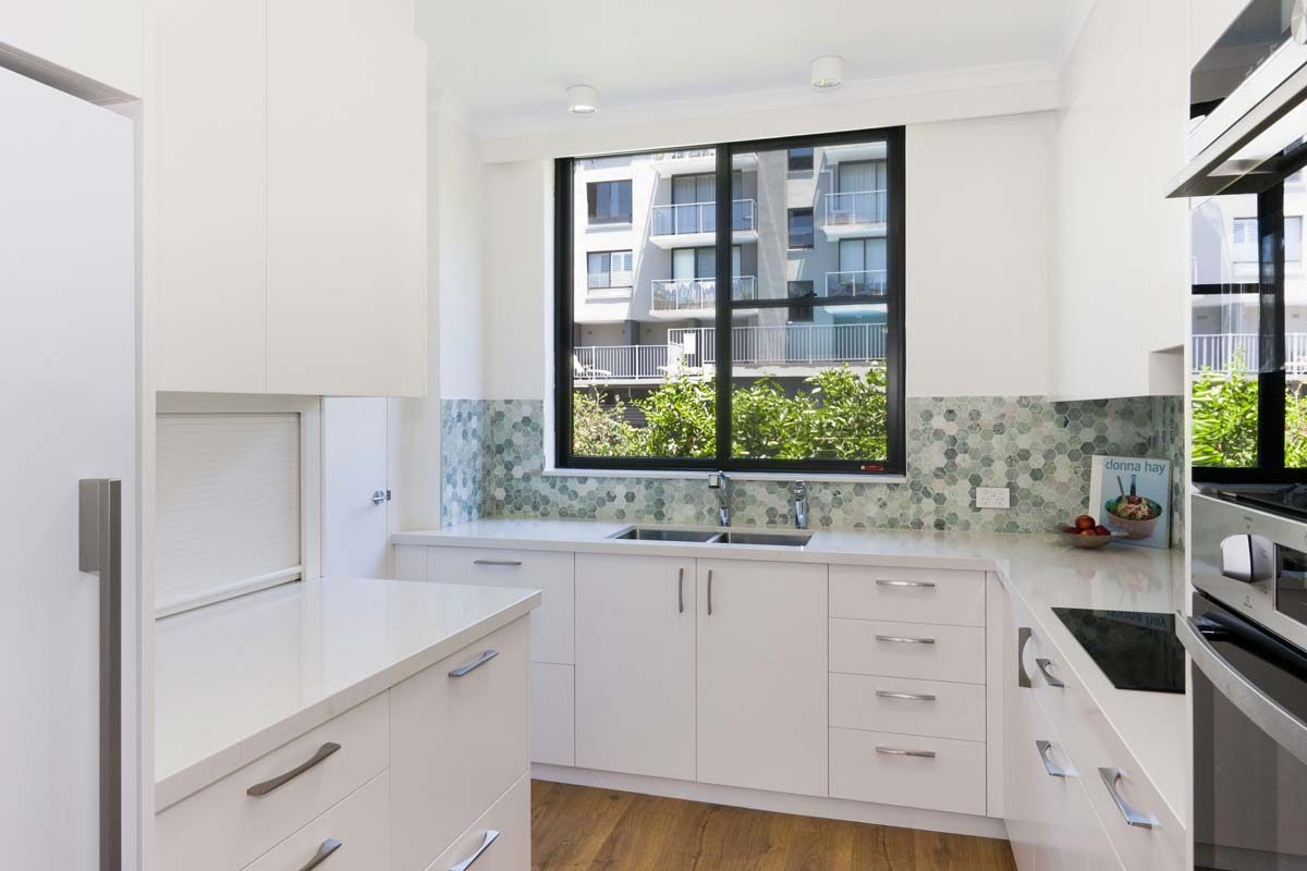 apartment renovation Sydney unit renovation Vaucluse kitchen by Reno Pack