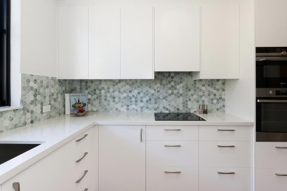 apartment renovation Sydney unit renovation Vaucluse kitchen by Reno Pack