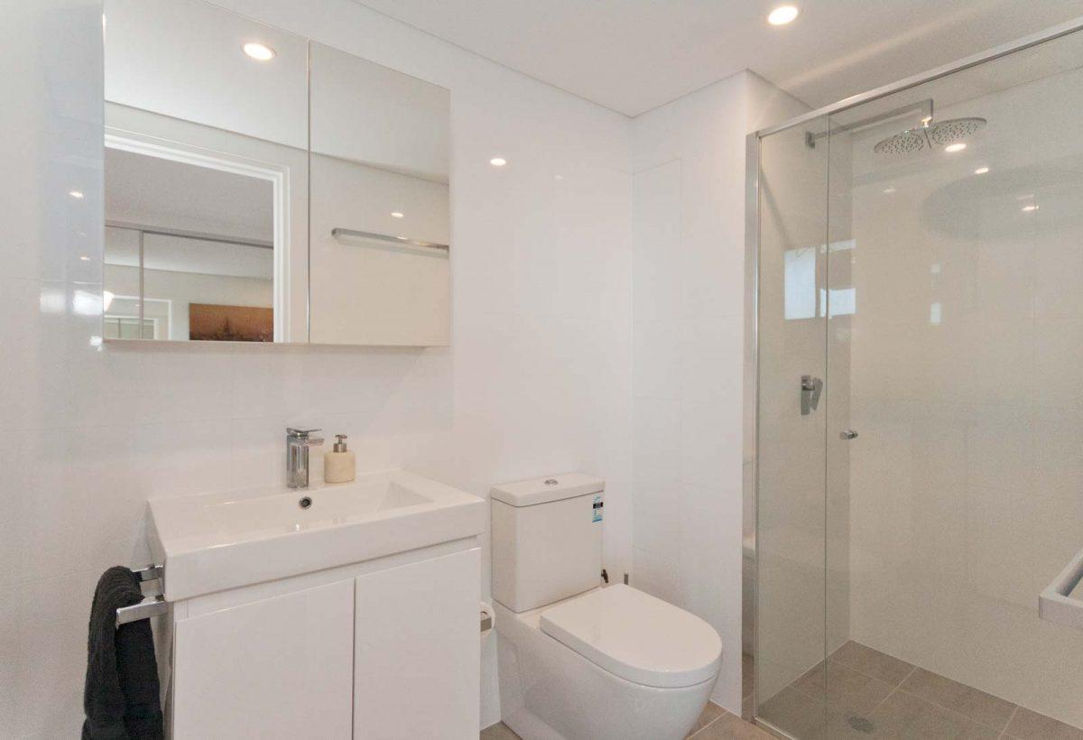 Apartment renovation Sydney bathroom renovation Bondi by Reno Pack