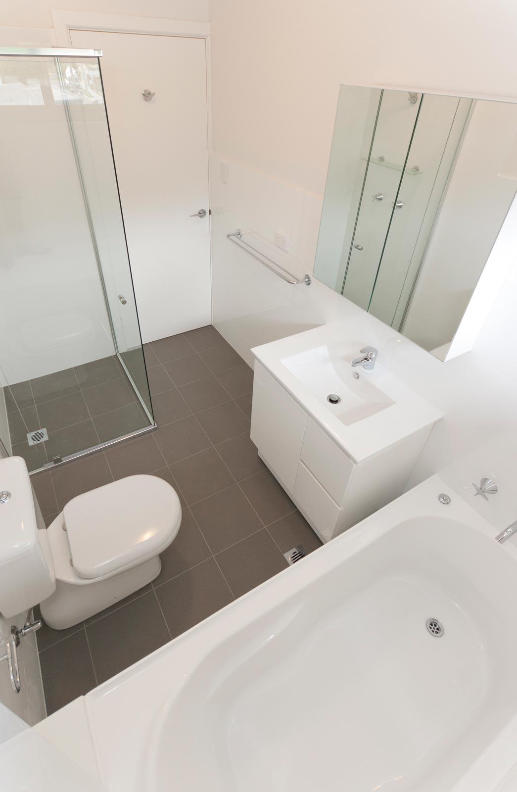 Apartment renovation Sydney bathroom renovation Collaroy, by Reno Pack