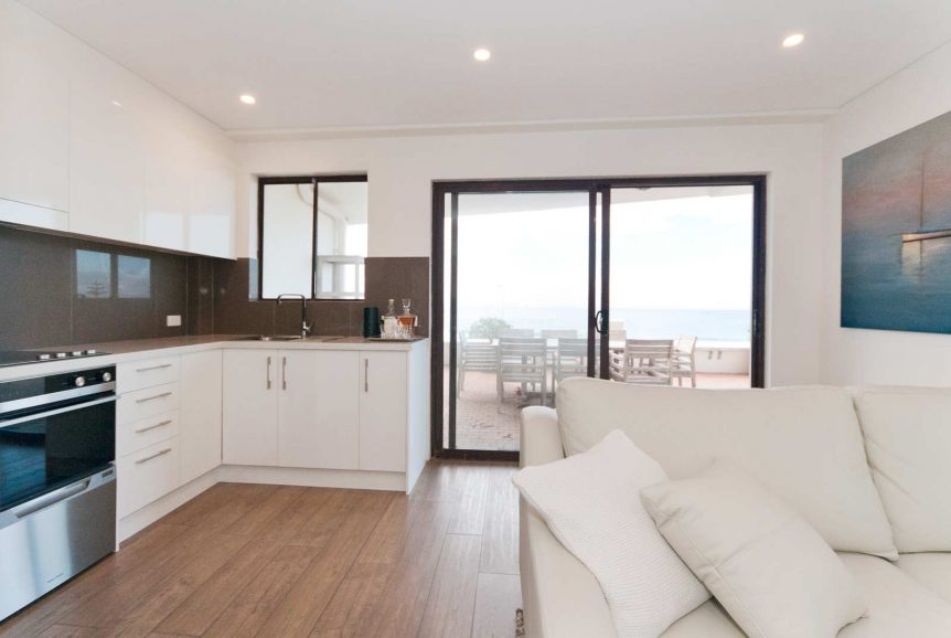 Apartment renovation Sydney unit renovation Bondi kitchen by Reno Pack