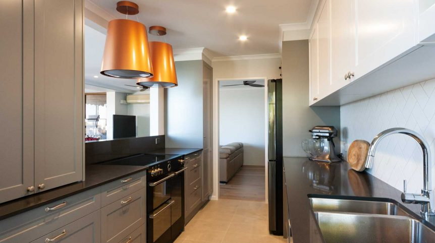 Apartment renovation Sydney, unit renovation Wollstonecraft, kitchen by Reno Pack