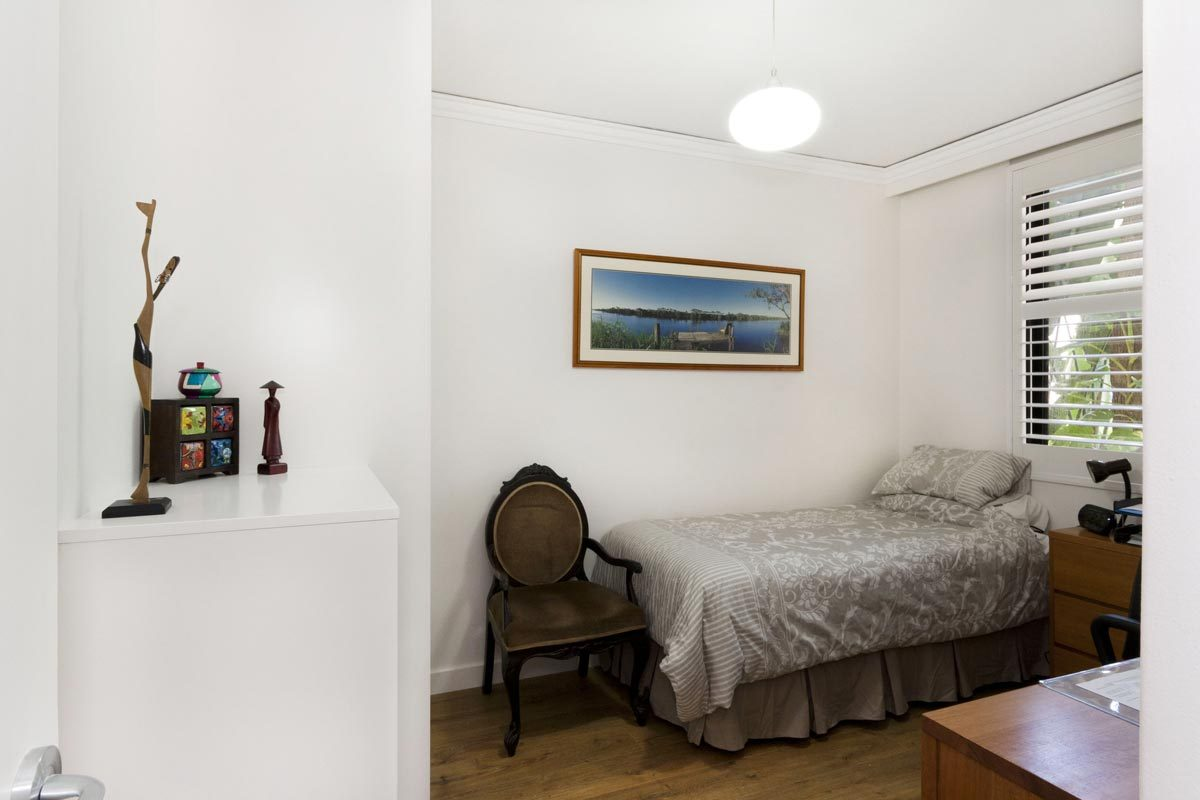 apartment renovation Sydney unit renovation Vaucluse bedroom by Reno Pack