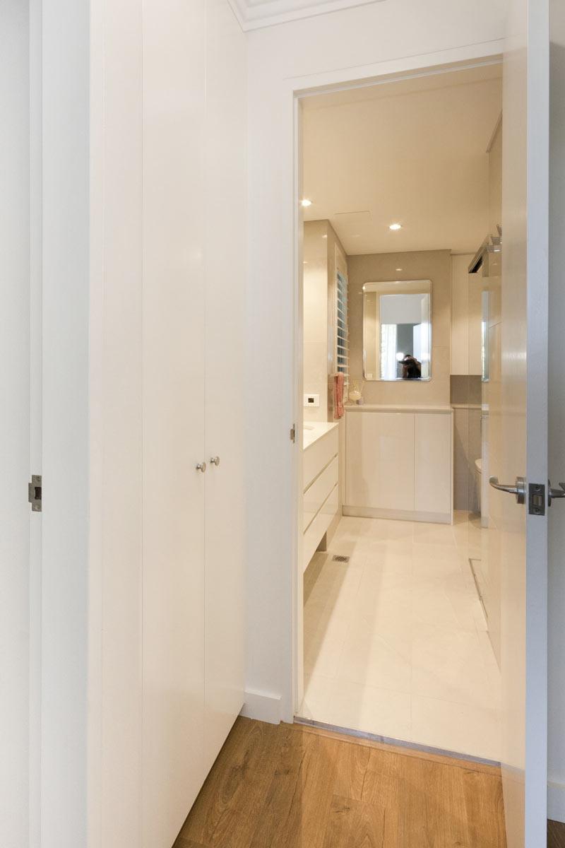 apartment renovation Sydney bathroom renovation Vaucluse by Reno Pack