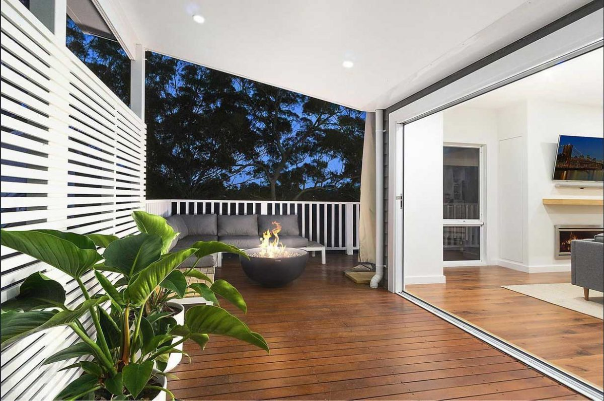 Home renovation Sydney, Hornsby, outdoor deck
