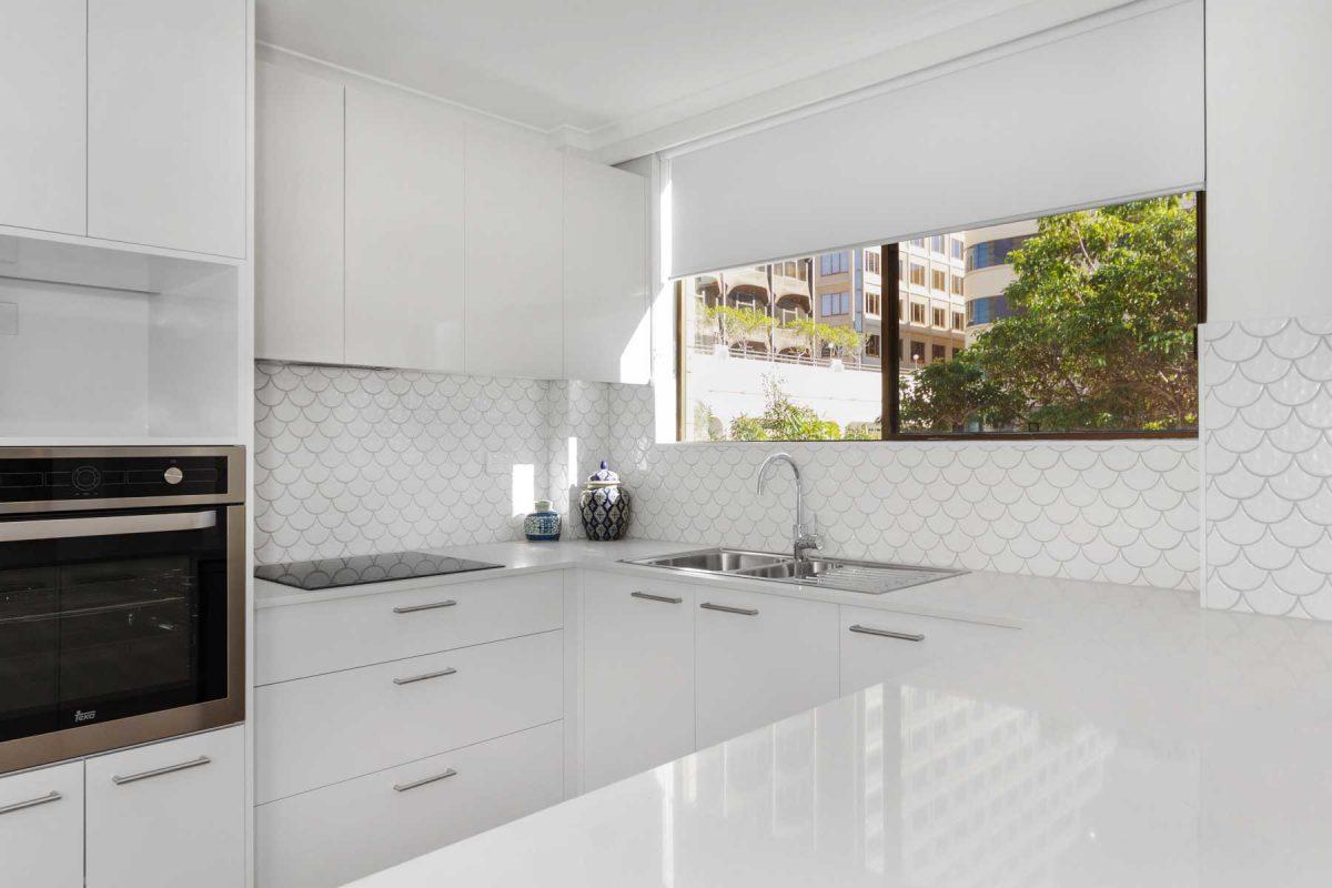 Apartment renovation kitchen by Reno Pack Sydney