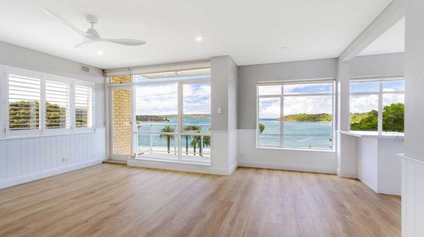 Apartment renovation Balmoral Sydney renovations Reno Pack